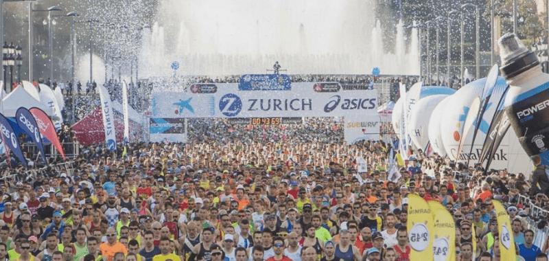 Cancelado Maratón de Barcelona 2020