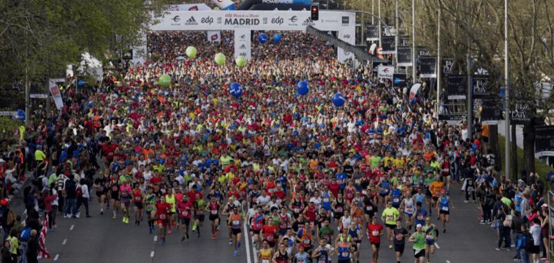 Maratón de Madrid 2020 se suspende de manera definitiva