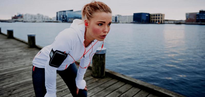 La respiración al correr