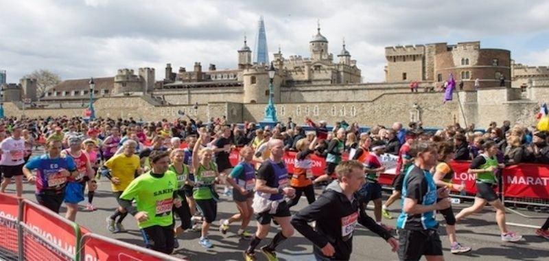 La historia del Maratón de Londres