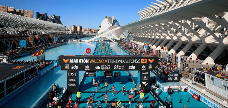 Cancelado Maratón de Valencia (ESP)