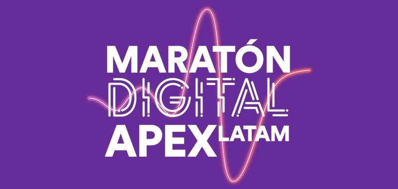 El 8 de noviembre llega la maratón virtual solidaria y latinoamericana de Apex America
