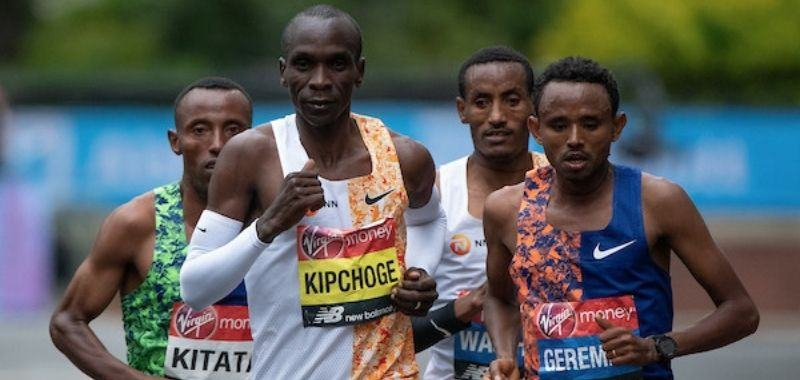 Maratón de Londres 2020 en números