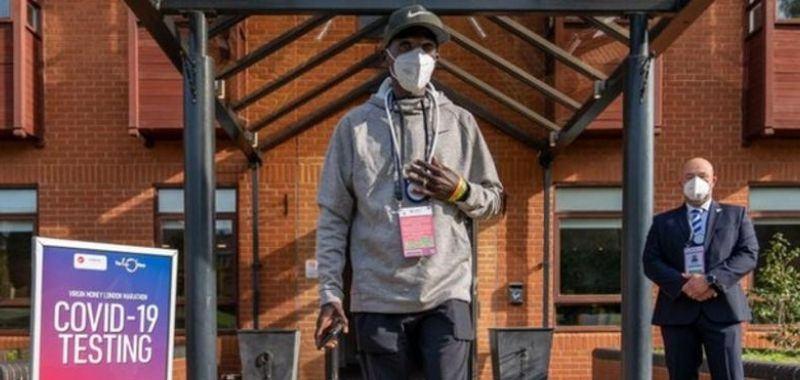 Para Eliud Kipchoge Maratón de Londres 2020 puede traer esperanza al mundo
