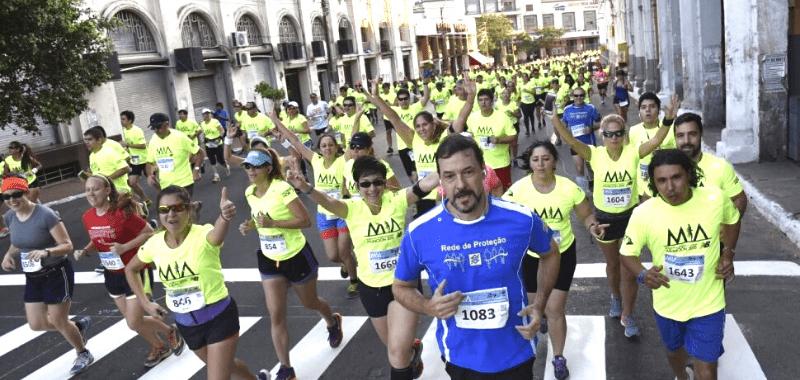 Vuelven los maratones: Asunción, el primero