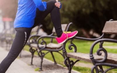 4 estiramientos que debes hacer después de correr