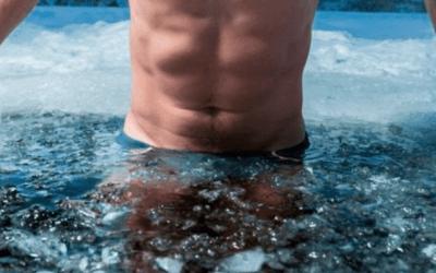 Inmersión en agua fría, ¿es efectiva en la recuperación?