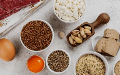 Importancia de los aminoácidos para los corredores