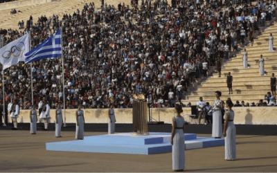 El silencio reina en Atenas a 125 años de las primeras Olimpiadas modernas