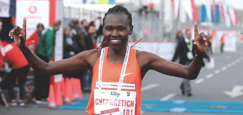 Record Mundial en media maratón en Estambul