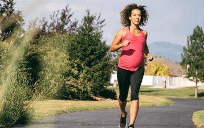 ¿Es seguro hacer ejercicio durante el embarazo?
