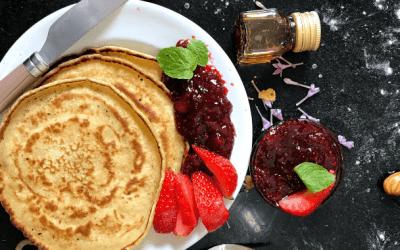 Desayunos indulgentes para después de una maratón