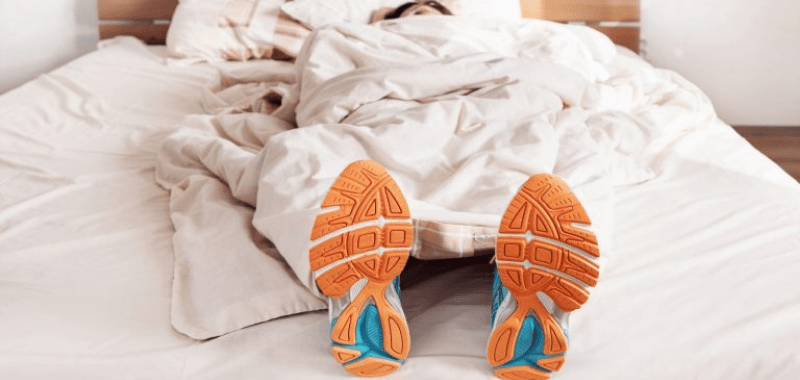 Por qué el sueño es importante para el corredor por Soy Maratonista