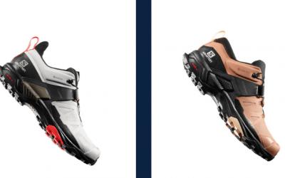 X Ultra 4, la nueva zapatilla de senderismo de Salomon