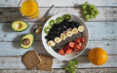 ¿Qué se recomienda comer antes de hacer ejercicio?