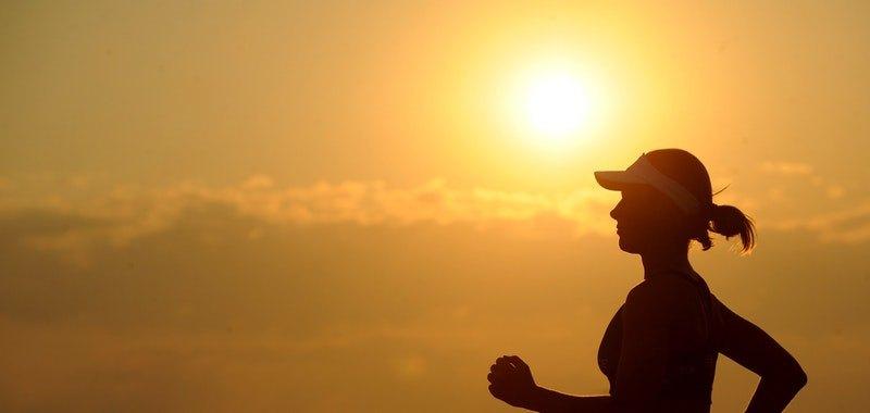 Tapering running maratonismo competencia