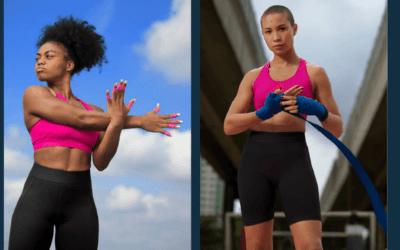 adidas innova para mujeres deportistas