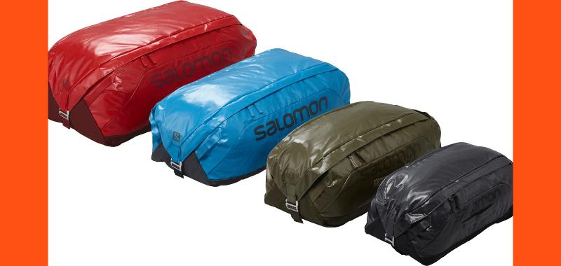 Nuevas mochilas salomon