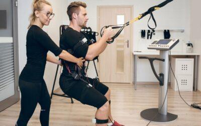 Electroestimulación muscular para los runners