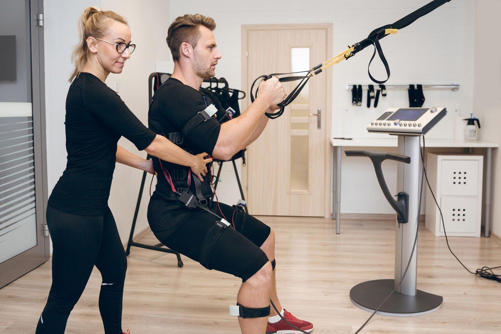 runners ems electroestimulacion fisioterapia tonificador