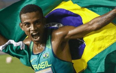 Maratonistas brasileños se alistan para Tokio