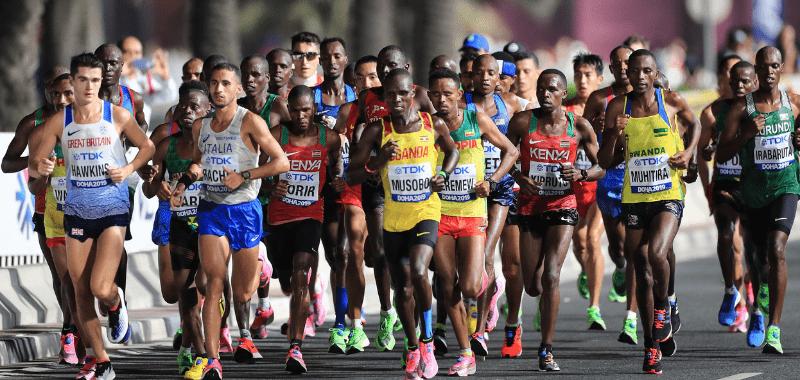 El maratón olímpico es una de las pruebas más importantes de los Juegos