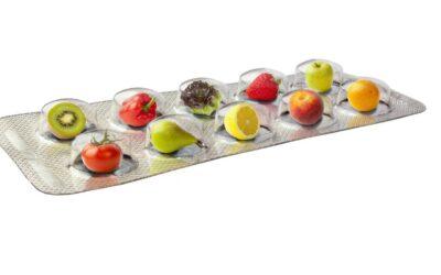 Las vitaminas y la energía vital