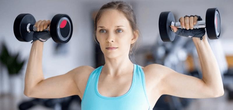 Entrenamiento con pesas para corredores