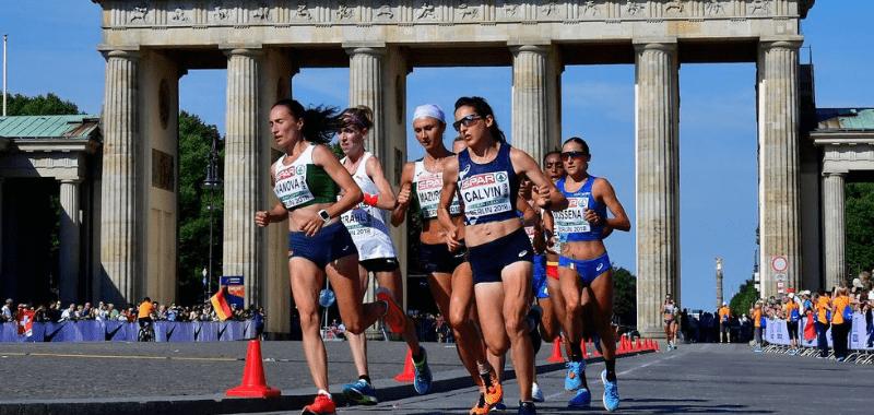 El Maratón de Berlín