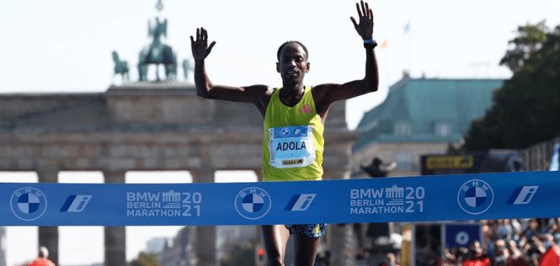 Etiope Guye Adola gana Berlín 2021
