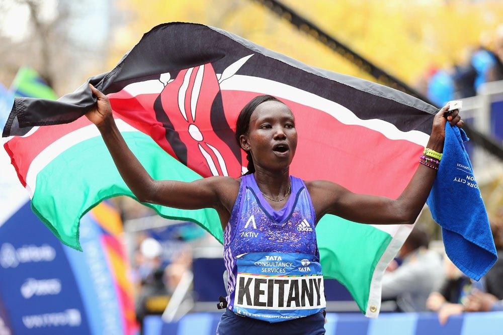 despedida retiro keitany kenia keniata keniano