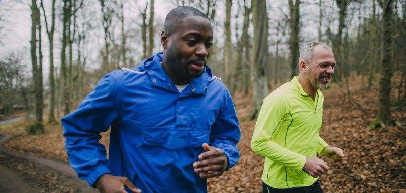 plan de correr mayores 40 adultos tercera edad
