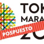 Pospuesto el Maratón de Tokio 2021