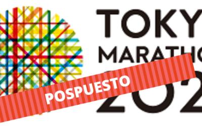 Se pospone Maratón de Tokio