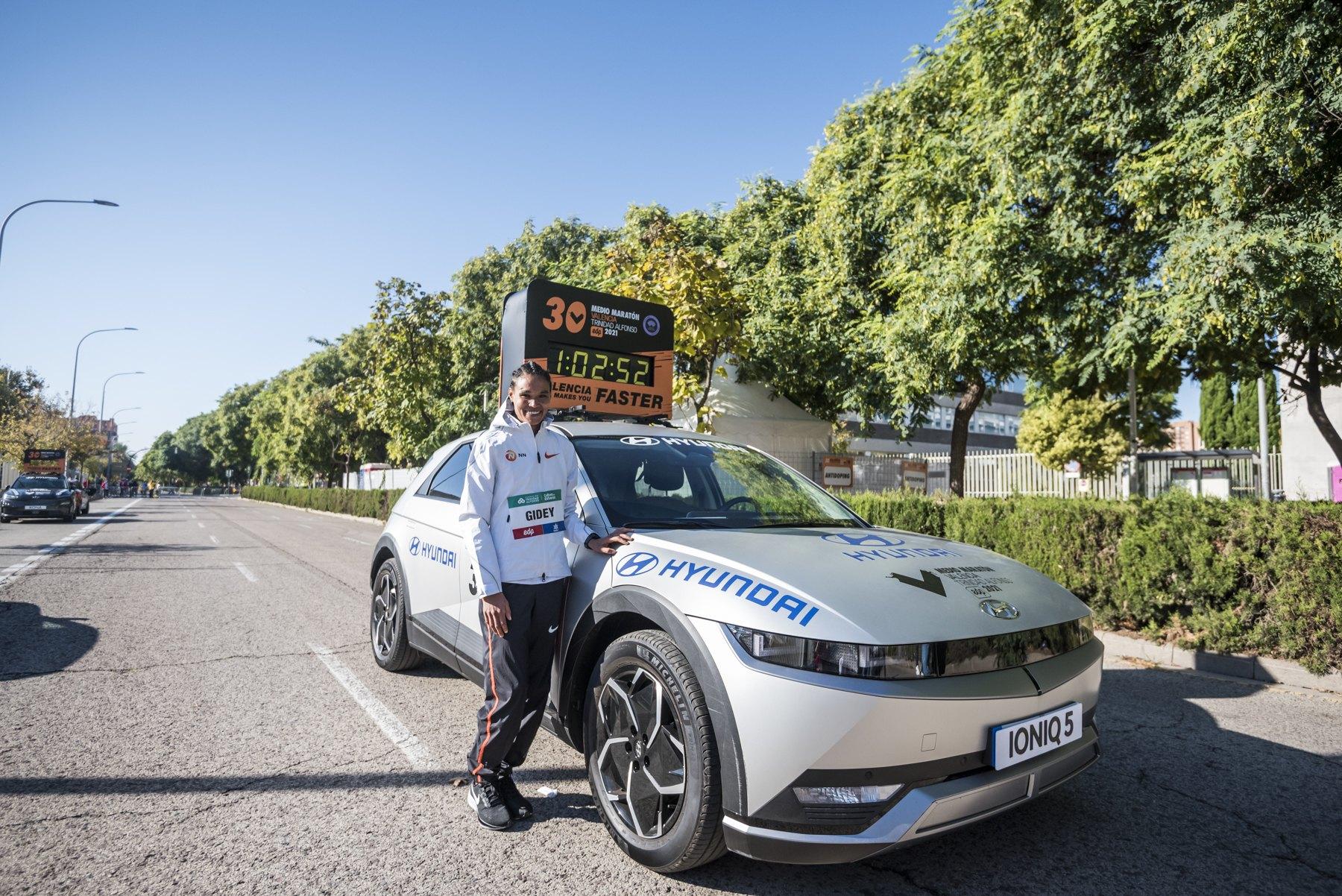 media maraton de valencia españa marcas records europeos europa