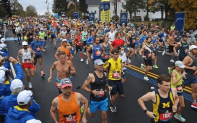 Kenia dominó en Maratón de Boston 2021