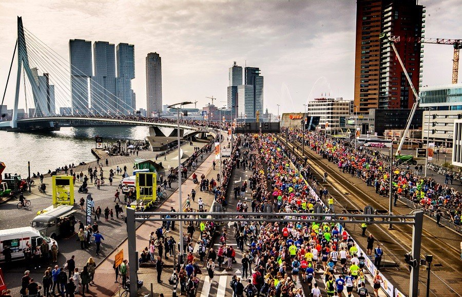 rotterdam holanda maratones europa